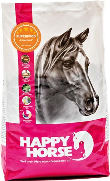 Moringa für Pferde