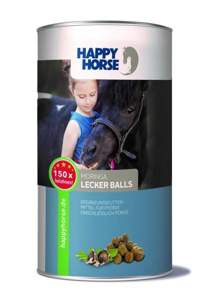 Lecker Balls Moringa 300 g - Beste Pferdeleckerlie ever