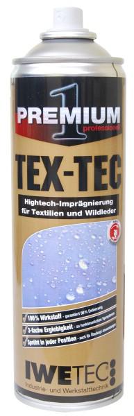 Imprägnierspray TEX-TEC das Premium-Professionelle Imprägnierspray für den Pferdesport 400 ml