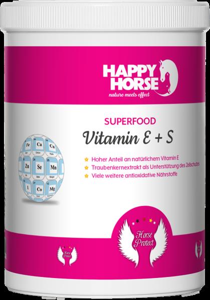 """Happy Horse """"Sensitive Vitamin E + S"""""""
