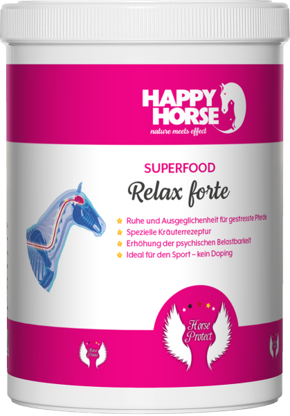 "Happy Horse ""Relax forte"" 1000 g"