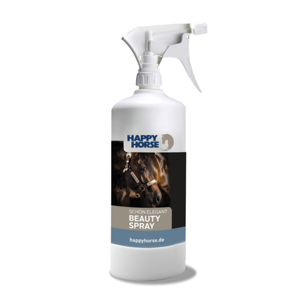 Fell & Mähnenspray für Pferde