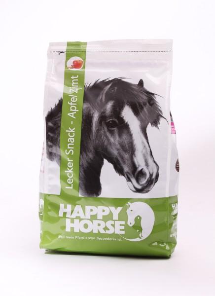 """Happy Horse """"Lecker-Snacks Apfel Zimt"""""""